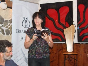 Ruth Padel Reads from Thimblerig at the West Cork Literary Festival